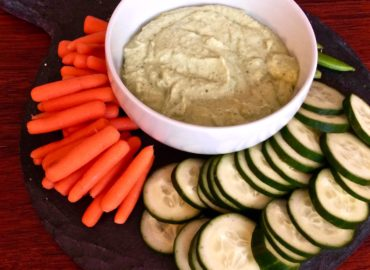 Pea and Ricotta Dip