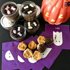Raw & Vegan Halloween Treats