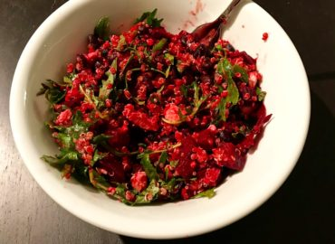 Quinoa and Beet Salad