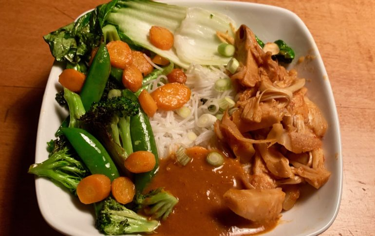 Thai Vegetable Bowl